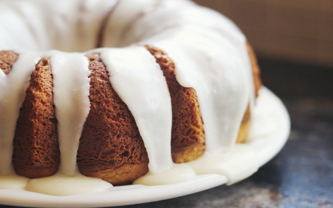 Pear-Spice Bundt Cake