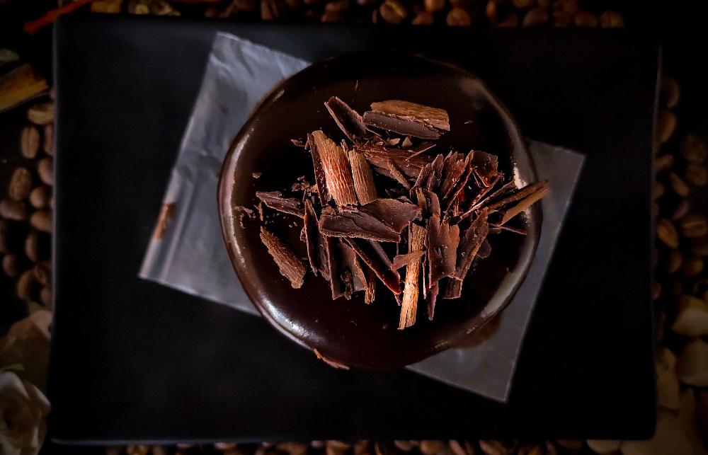 Chocolate Cups (aka Truffle-in-a-Cup)